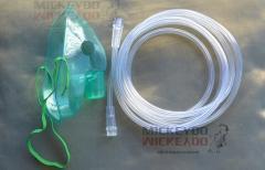 Шланг и маска для взрослых небулайзера ингалятора