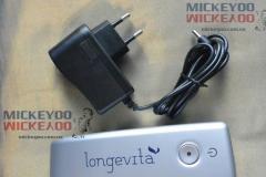 Блок питания ингалятора небулайзера Longevita BD 5007, Bremed BD 5007, компактный_1