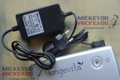 Блок питания небулайзера LONGEVITA BD 5007, BREMED BD 5007 - Стандартний блок живлення інгалятора_0